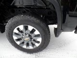 Chevrolet Silverado 2500HD Wheels and Tires