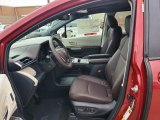 Toyota Sienna Interiors