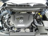 Mazda CX-9 Engines