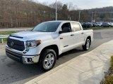 2021 Toyota Tundra Super White