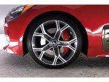 Kia Stinger Wheels and Tires