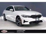 2021 Alpine White BMW 3 Series 330i Sedan #140568658