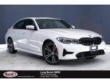 2021 Alpine White BMW 3 Series 330i Sedan #140568657