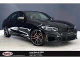 2021 Black Sapphire Metallic BMW 3 Series M340i Sedan #140568649