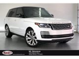 2018 Fuji White Land Rover Range Rover Supercharged #140568620