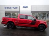 2020 Rapid Red Ford F150 XLT SuperCrew 4x4 #140568641