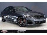 2021 Mineral Gray Metallic BMW 3 Series M340i Sedan #140568661