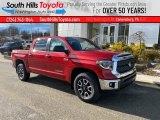 2021 Barcelona Red Metallic Toyota Tundra SR5 CrewMax 4x4 #140595831