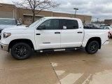 2021 Super White Toyota Tundra SR5 CrewMax 4x4 #140595948