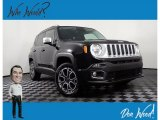 2016 Black Jeep Renegade Limited 4x4 #140613202
