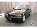 2004 Jet Black BMW 3 Series 325xi Sedan #14041721
