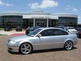 2003 Reflex Silver Metallic Volkswagen Passat GLS Sedan #14059019