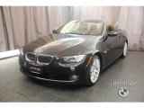 2009 Black Sapphire Metallic BMW 3 Series 328i Convertible #14041730
