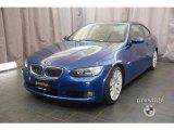 2009 Montego Blue Metallic BMW 3 Series 328i Coupe #14041727