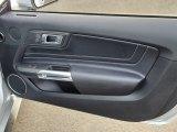 2019 Ford Mustang EcoBoost Premium Fastback Door Panel