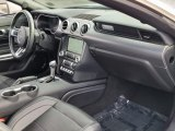 2019 Ford Mustang EcoBoost Premium Fastback Dashboard