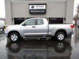 2013 Silver Sky Metallic Toyota Tundra SR5 Double Cab #140648784