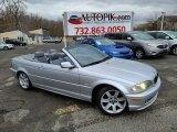 2003 Titanium Silver Metallic BMW 3 Series 325i Convertible #140664737