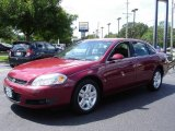 2006 Sport Red Metallic Chevrolet Impala LTZ #14039863