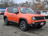 2021 Jeep Renegade Trailhawk 4x4 Data, Info and Specs
