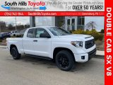 2021 Super White Toyota Tundra SR Double Cab 4x4 #140682491