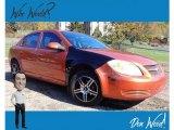 2007 Sunburst Orange Metallic Chevrolet Cobalt LT Sedan #140682637