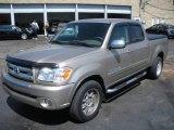 2005 Desert Sand Mica Toyota Tundra SR5 Double Cab #14055015