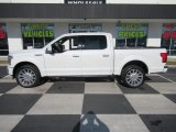 2020 Star White Ford F150 Limited SuperCrew 4x4 #140715480