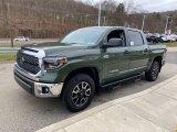 2021 Toyota Tundra Army Green