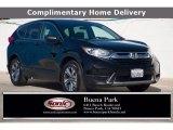 2018 Crystal Black Pearl Honda CR-V LX #140729032