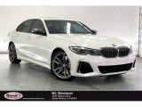 2020 Alpine White BMW 3 Series M340i Sedan #140729028