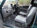 Mitsubishi Pajero Mini Interiors