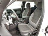 Chevrolet Trailblazer Interiors