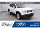 2016 Alpine White Jeep Renegade Limited 4x4 #140780862