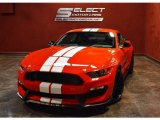 2019 Race Red Ford Mustang Shelby GT350 #140791802