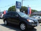 2008 Nighthawk Black Pearl Honda CR-V EX 4WD #14044612