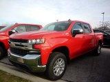 2021 Red Hot Chevrolet Silverado 1500 LT Crew Cab 4x4 #140791952