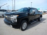 2021 Chevrolet Silverado 2500HD High Country Crew Cab 4x4 Data, Info and Specs