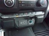 2021 Chevrolet Silverado 1500 Custom Crew Cab 4x4 Controls