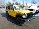 2021 Jeep Wrangler Unlimited Hellayella