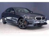 2021 Mineral Gray Metallic BMW 3 Series 330e Sedan #140848179