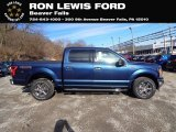 Blue Jeans Ford F150 in 2020