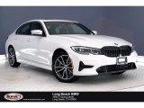 2021 Alpine White BMW 3 Series 330i Sedan #140875761