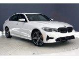 2021 Alpine White BMW 3 Series 330i Sedan #140875760