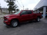 Cherry Red Tintcoat Chevrolet Silverado 1500 in 2021