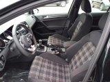 Volkswagen Golf GTI Interiors