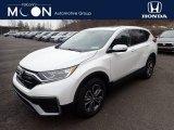 2021 Platinum White Pearl Honda CR-V EX AWD #140908033
