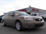 2008 Amber Bronze Metallic Chevrolet Malibu Classic LT Sedan #13888335