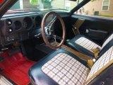 AMC AMX Interiors