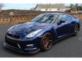 Nissan GT-R Data, Info and Specs